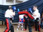 Pokaz kick-boxingu