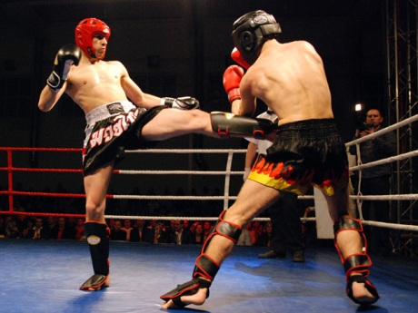 Gala low-kick